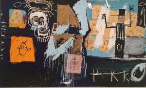 Basquiat - Art - New York - Autriche - Kunst - Exposition - Painture - Paintings - Street Art - Andy Warhol - Expressionnisme - Egon Schiele - LVMH - Fondation Louis Vuitton - Expo - Exhibition - Syma News - Syma Mobile - Florence Yérémian