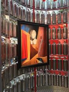 FIAC 2018 - Art Contemporain - Paris - Grand Palais - Artistes - Paintings - Sculpture - Moderner - SYMA News - SYMA Mobile - Florence Yeremian - Chirico -Gmurzynska _ zurich - Yves Klein