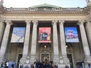 FIAC 2018 - Art Contemporain - Paris - Artistes - Paintings - Sculpture - Moderne - grand Palais - SYMA News - SYMA Mobile - Florence Yeremian - Façade