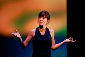 L'occupation - Romane Bohringer - Thetre de l'oeuvre - Théâtre - Paris - Amour - Jalousie - Trahison - Passion - Syma News - Syma Mobile - Florence Yeremian