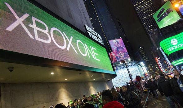 Xbox E3 XboxOne Microsoft console generation