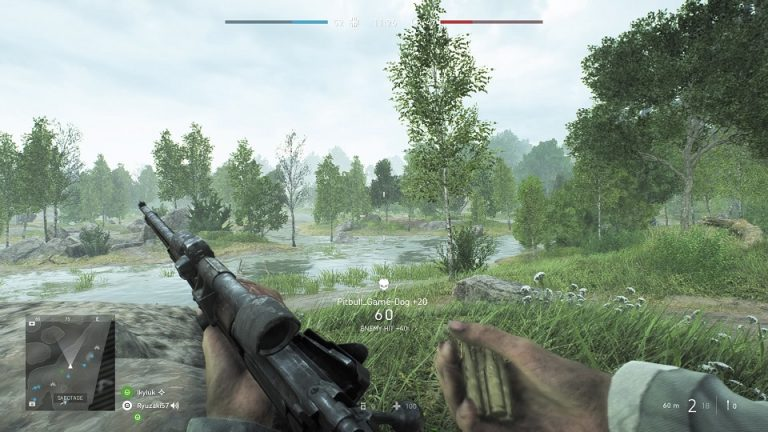 Battlefield 5 BF5 FPS EA shooter WW2 sniper tank PS4 Xbox One PC