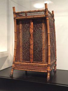 Fendre l'air art du bambou japon expo paris quai branly