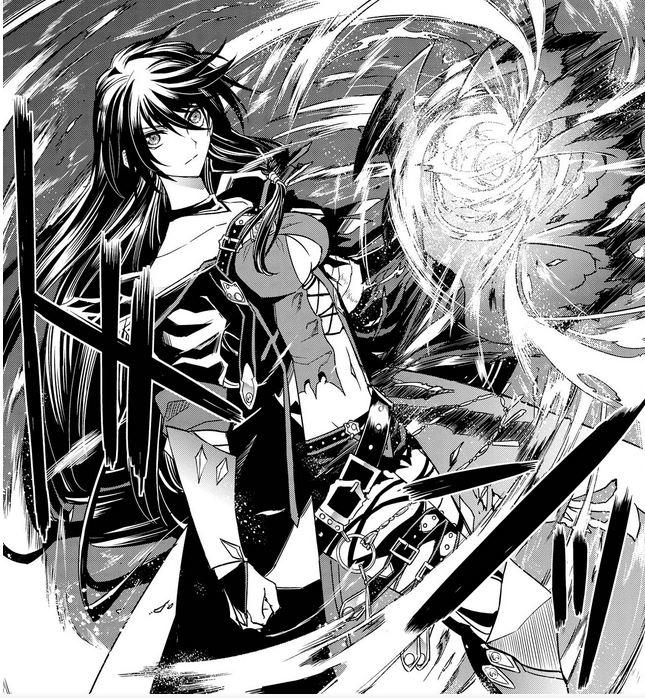 tales of berseria bandai namco jeu de roles RPG japon PS4 Velvet manga