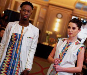 Mode Feerie - SYMA News - Fashion week - REMI ITHOROTZ - Florence Yeremian - Mode - Fashion - Moda - Afro - Models - style - Mazarine Couture - Shaleva