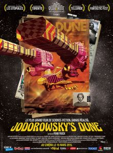 Jodorowsky's Dune - SYMA News - Film - Arte - Florence Yeremian - movie - science fiction - Moebius - giger - star wars - dessin - salvador Dali - Orson Welles - Mick Jagger - Pink Floyd