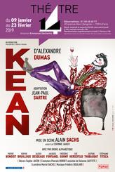 Kean - Dumas - Sartre - Theatre - Théâtre 14 - Alain Sachs - SYMA News - Florence Yeremian