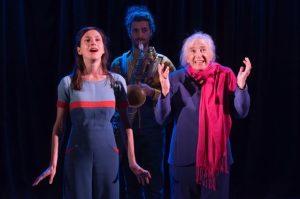 Savannah Bay - Marguerite Duras - Amour - Mort - Oubli - Siam - Theatre - Lucernaire - Paris - SYMA News - Florence Yeremian - Theatre -Lucernaire
