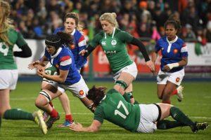 Caroline Boujard - Rugby - syma news - sport - six nations - Ireland - France - Matchs - Dublin - bilan sportif