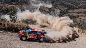 Bilan sportif - Rallye du Mexique - sport - syma news -Moto - foot - rugby - citroen - total - wrt - Sébastein Ogier - Rallye
