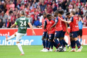 lille - saint etienne - Sport - foot - rugby - ski - waterpolo - syma news - football - match - stade - six nations - flower of scotland - land of my father - ligue 1 - ecosse - pays de galles - championnat - mass start - sprint - jeep elite - rocateam - moto GP