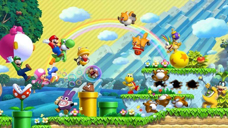 Anthem Jump Force Metro Exodus Far Cry News Dawn jeu video PS4 Xbox One Switch Mario Ubisoft EA Electronic Arts Deep Sliver Bandai Namco