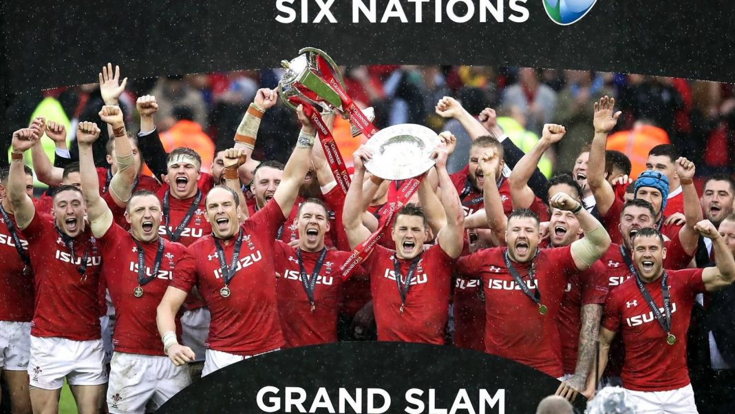 Sport - weekend - SymaNews - Foot - football - rugby - ski - basket - F1 - Formule1 - Ligue1 - Top14 - SixNations - Pays de Galles - Wales - France - Cameron Woki - Agen - Carlos Vinicius - Kamil Glik - Ligue1Conforama - Enzo Crivelli - Andorre - Suède - Antonin Guigonnat - Luka Karabatic - Nikola Karabatic - Australie - Romain Grosjean - Pierre Gasly - Redbull - Charles Leclerc
