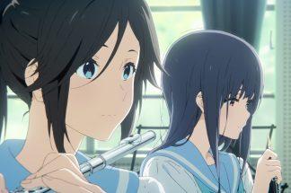 Liz et l'oiseau bleu naoko yamada kyoto animation film japonais animé musique classique slice of life Mizore Nozomi