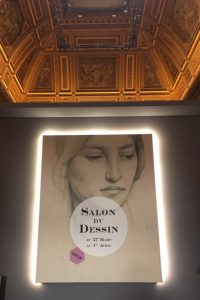 Salon du dessin - Palais Brongniart - Art - Drawings - chef d'oeuvre - pastel - fusain - craypn - collectionneurs - watteau - picasso - schiele - boucher - klimt - syma news - florence yeremian - Maison chaumet - joaillerie - rubens - tiepolo - degas - gericault - hans bellmer - nabis - sérusier - hugo - guitry - Nathalie Duivenvoorden - Jean-Baptiste Sécheret - Josep Santilari - Pere Santilari - musée carnavalet - peinture - paris