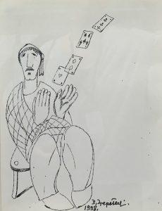 Art Paris - Tsereteli - georgien - russie - Peintre - SYMA News - Florence Yeremian - Grand Palais - Salon - Art Etoile du Sud - Alfredo Vilchis - Frederic moisan - Alexandrine Deshayes - Rabouan Moussion - Stelios Faitakis - Dimitri Tsykalov - Erwin Ola - Zurab Tsereteli - Art Agency - Gao Xingjian - Raymond Fung - Kiyoshi Nakagami - Leonor Fini - Manolo Valdes - Kim Simonsson -