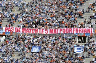 Furiani - 5 mai - Syma News - foot - catastrophe de Furiani - Match - Corse - OM - SCBastia - pas de match le 5 mai - pétition - coupe de france - championnat de France - Roxana Maracineanu - Ultras