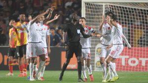 foot - finale africaine - afrique - africa - football - ligue des champions - esperance tunis - Wydad Casablanca - maroc - CAN - Coupe d'afrique des nations - foot africain - WAC - Tunis - Casablanca - Gassama - CAF - EST - syma news