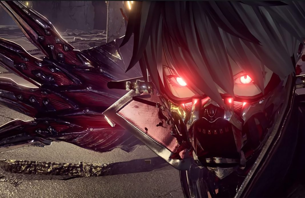 code vein  preview ps4