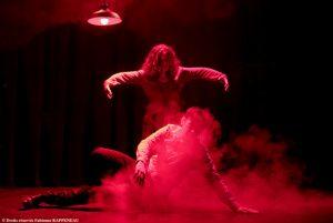 L'étrange affaire Émilie Artois - drame - crime - meurtre - thriller- psychopathe - psychologie - spectacle - theatre - theatre de la contrescarpe - contrescarpe - paris - sortir - syma news - florence yeremian - manipulation - murder - elena el ghaoui - lucas andrieu - emma baudoux - damien dufour