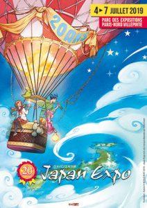 japan expo 2019 paris sortie manga villepinte salon exposition anime manga jeu video shenmue fate Tanya yojo senki pormare art musique danse ballet dragon quest wakanim crunchyroll samurai shodown PS4 Xbox One