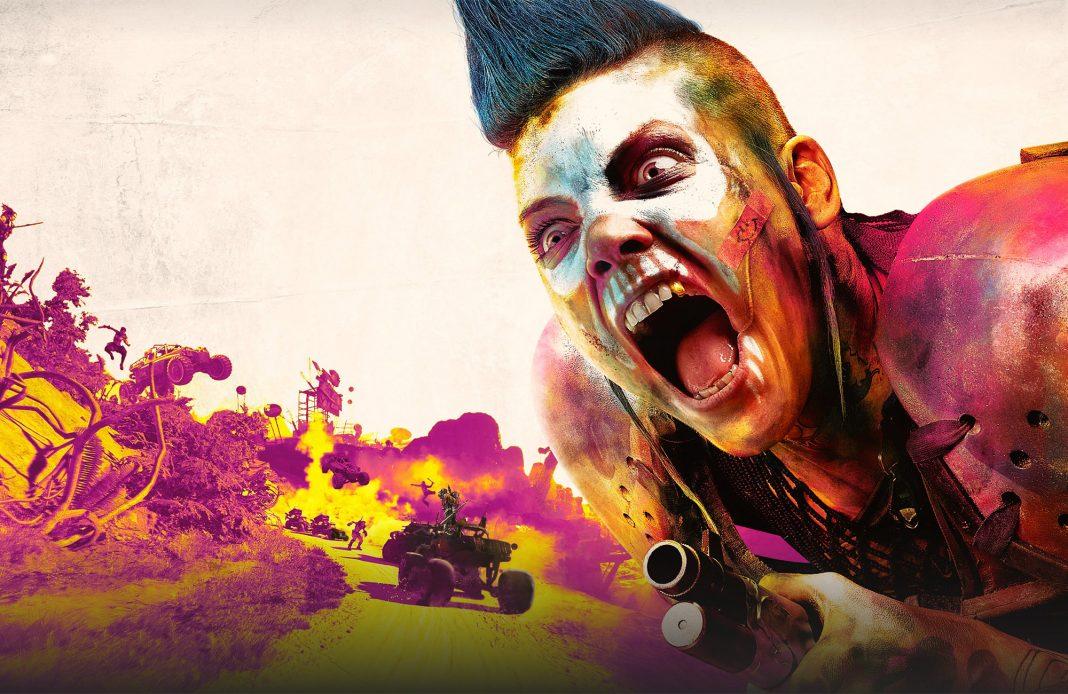 Rage 2 bethesda jeu vidéo jeu de tir PS4 Xbox One PC FPS Sonic team racing 3DS ventes Japon
