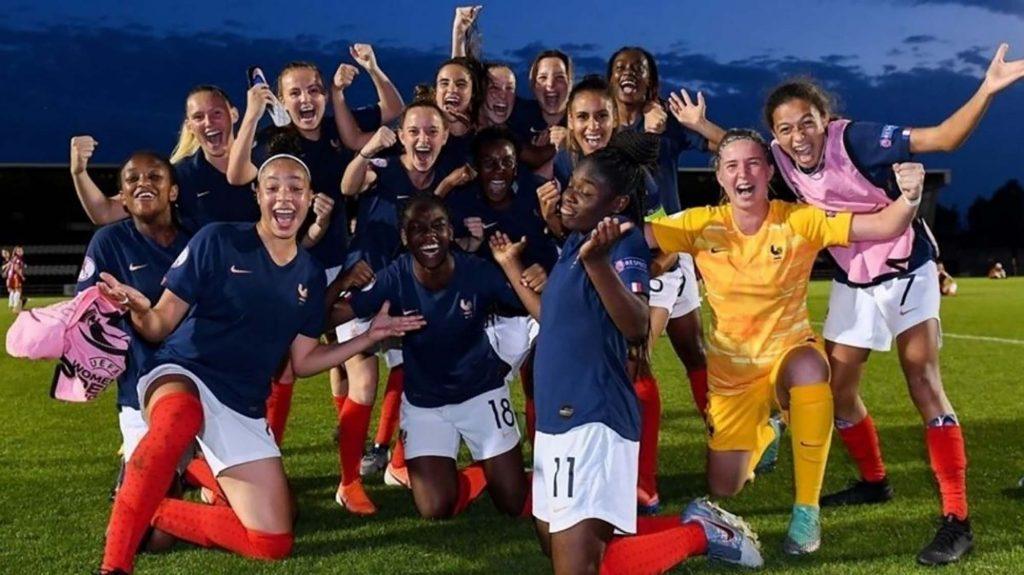 sport - football - espoir - bleuettes - championnes d'europe - champions du monde - velo - tour de france - cyclisme - ligue 2