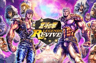 First of the North Star Legend Revive Ken le Survivant SEGA smartphone iOS Android manga Tetsuo Hara jeu de rôles stratégie