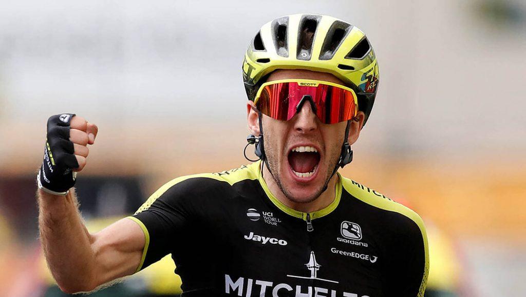 sport - cyclisme - velo - tour de france - ewan - pinot - yates - alaphilippe - maillot jaune