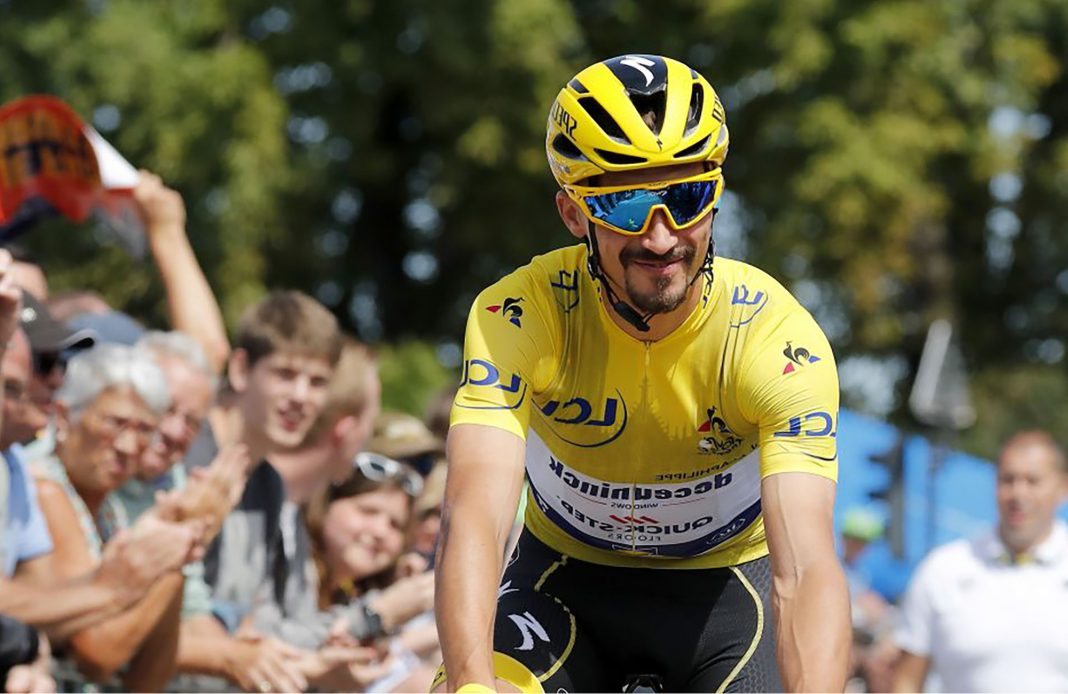 sport - football - foot - cyclisme - tour de france - grande boucle - alaphilippe - pinot - bernal - formule 1 - hockenheim - jaune