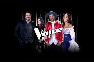 The voice kids une