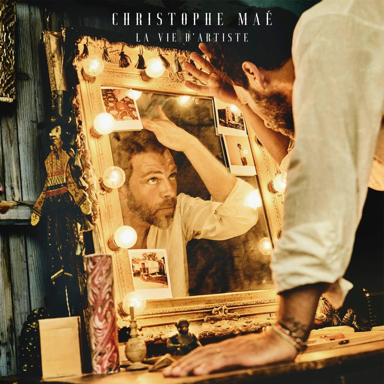 Christophe Maé - La vie d'artiste - album - retour