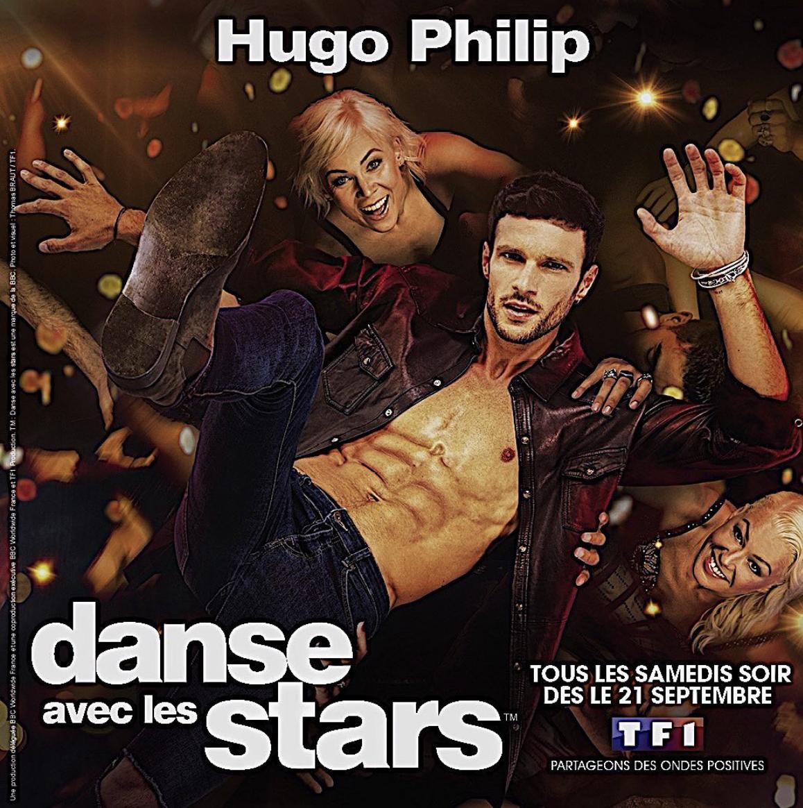 Hugo Philip - DALS 10 - DALS - Danse Avec Les Stars 10 - Danse Avec Les Stars - TF1 - Candice Pascal