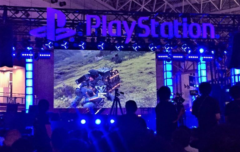 Tokyo Games Show TGS 2019 Sony Playstation PS4 Namco Bandai Sword Art Online RPG jeu de rôles Sega Sakura Taisen Xbox One Yakuza 7 jeu vidéo Japon salon Genshin Impact miHoYo Death Stranding Hideo Kojima