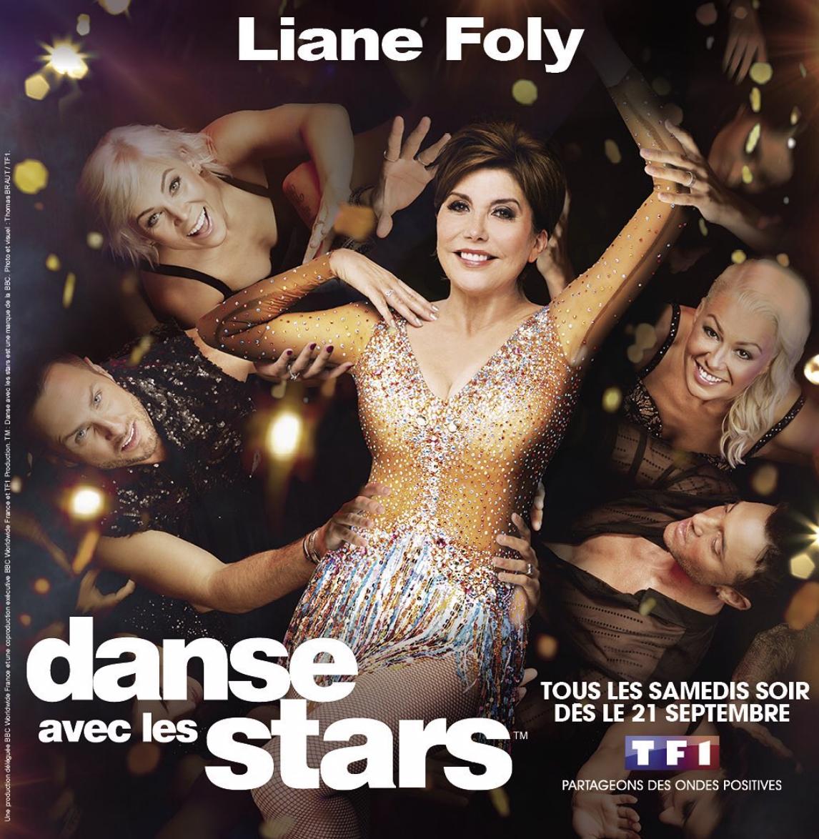Liane Foly - DALS 10 - DALS - Danse Avec Les Stars 10 - Danse Avec Les Stars - TF1 -Christian Millette