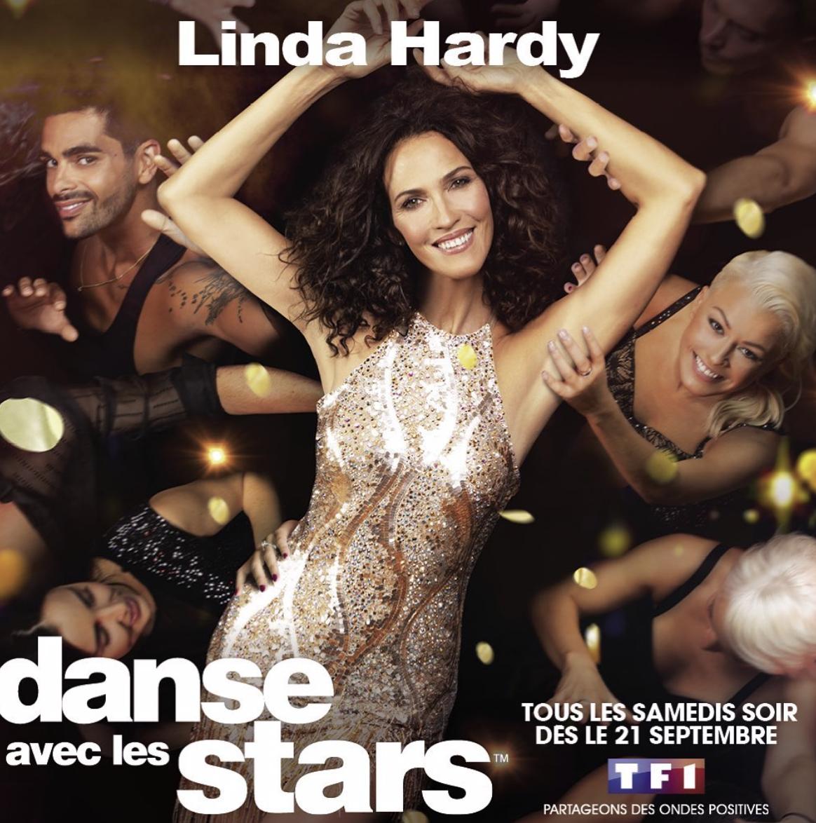 Linda Hardy - DALS 10 - DALS - Danse Avec Les Stars 10 - Danse Avec Les Stars - TF1 - Christophe Licata