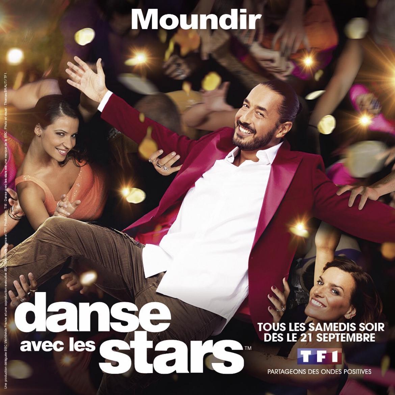 Moundir - DALS 10 - DALS - Danse Avec Les Stars 10 - Danse Avec Les Stars - TF1 - Katrina Patchett