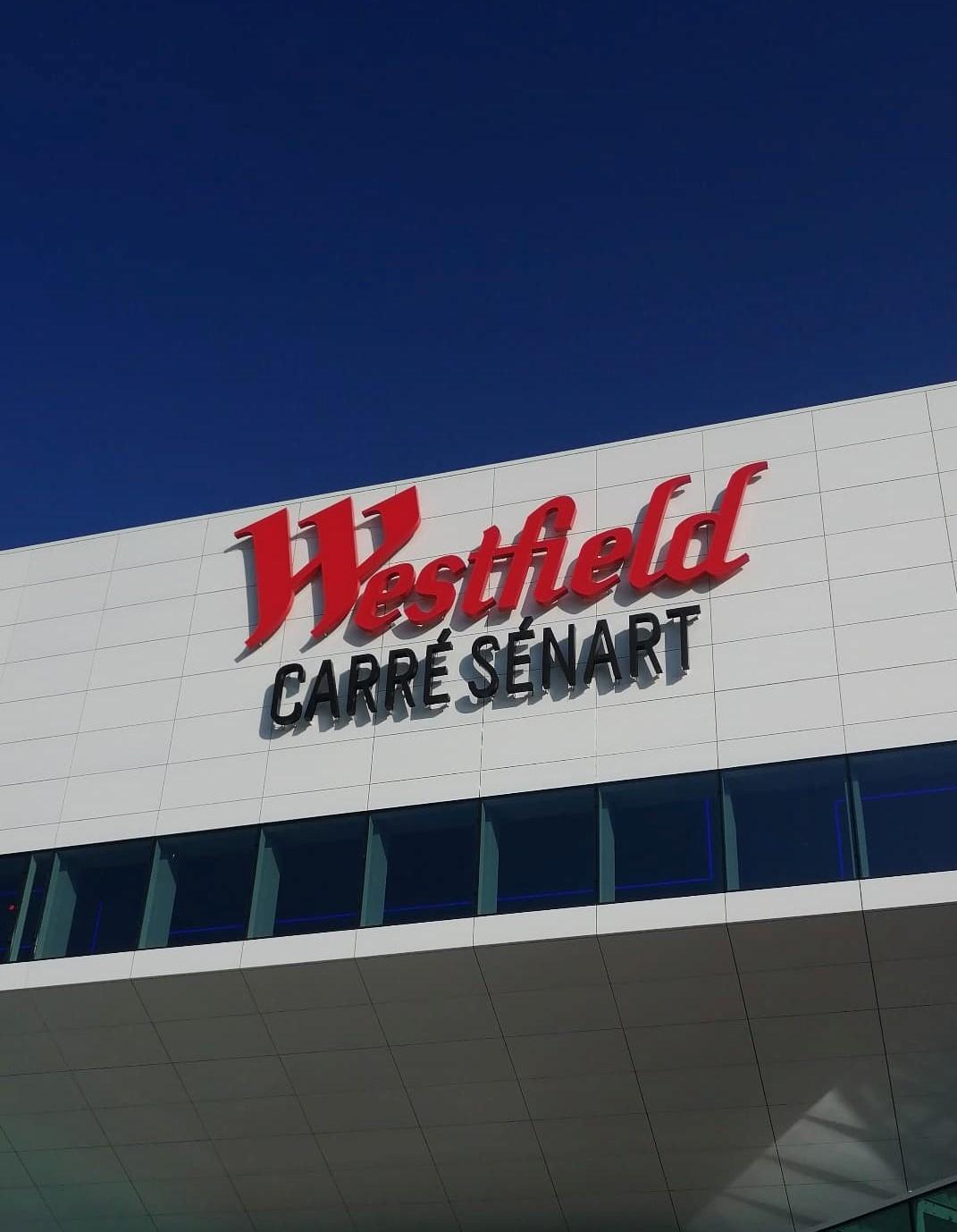 Westfield Carré Sénart - Inauguration - Centre commercial