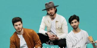 Arcadian - marche ou rêve - album - pochette - chronique musicale