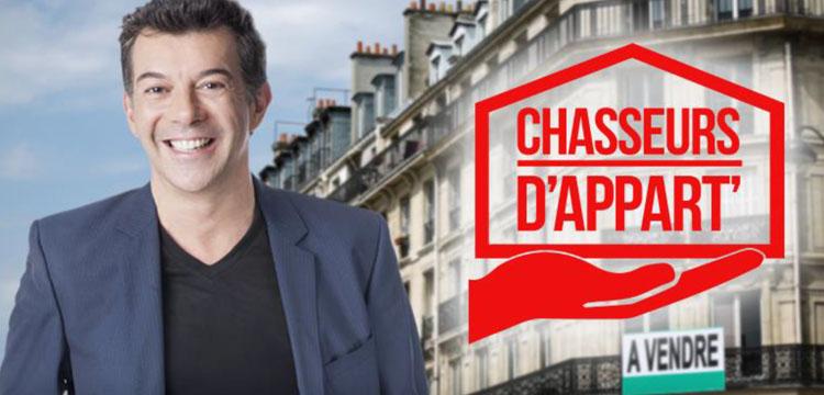 Chasseurs D'appart - Stéphane Plaza - M6