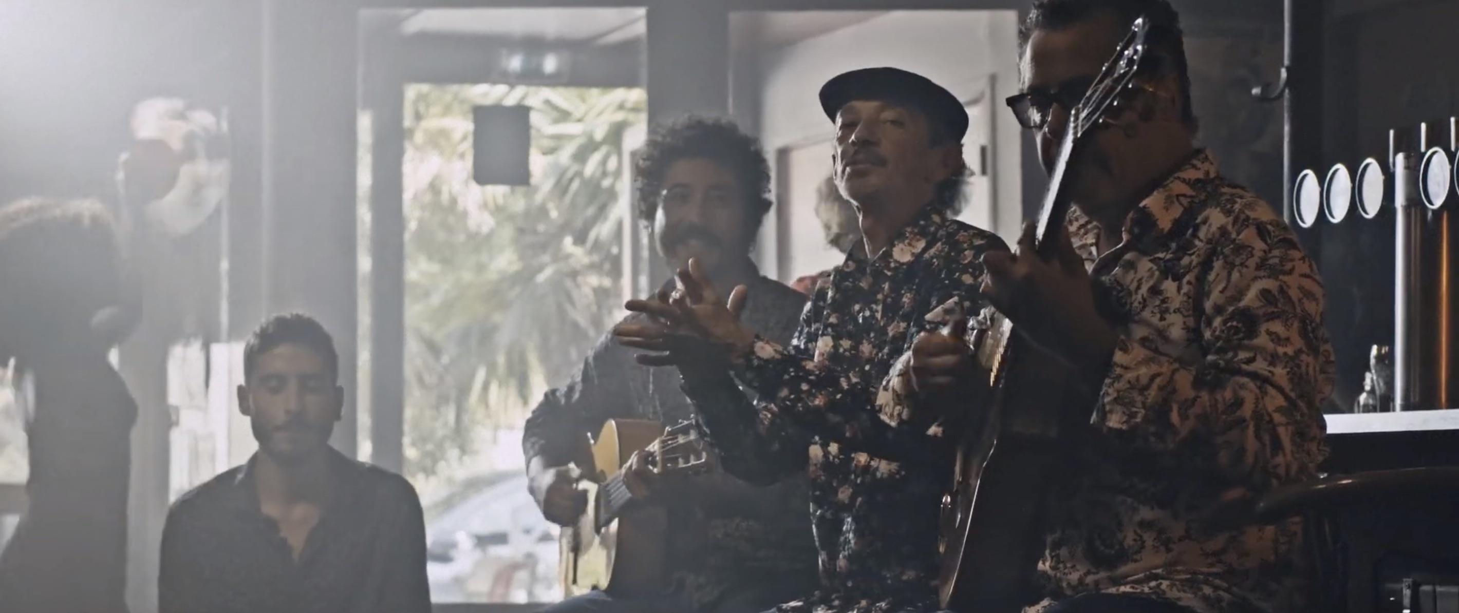 Fabian ordonez - el padre - chronique musicale - historia de un amor - clip