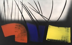 Hans Hartung - syma news - art - musée d'art moderne- mam -musée - expo - exposition - raoul dufy - matisse - delaunay - syma news - florence yeremian