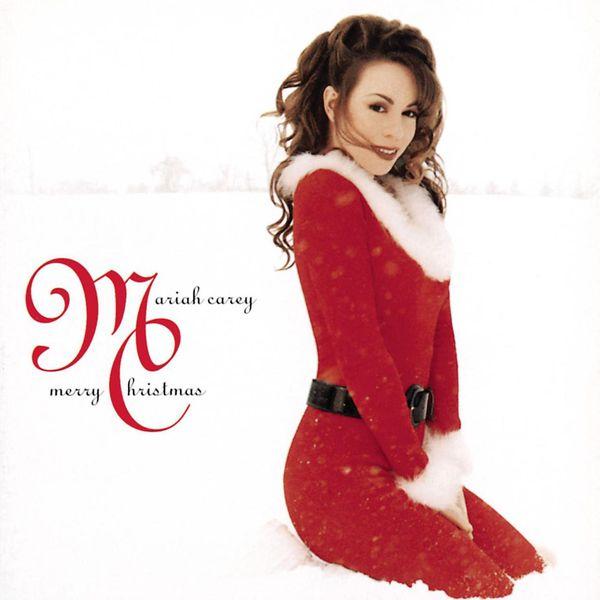 Mariah Carey - Merry Christmas - pochette