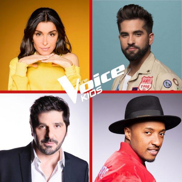 the voice kids - jury - saison 7 - Kendji girac
