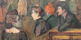 oulouse Lautrec - Lautrec - peintre - peinture - art - lithographie - la goulue - maisons closes - grand palais - portraits - Expo - exposition - van gogh - dandy - moulin rouge - estampe - syma news - florence yeremian