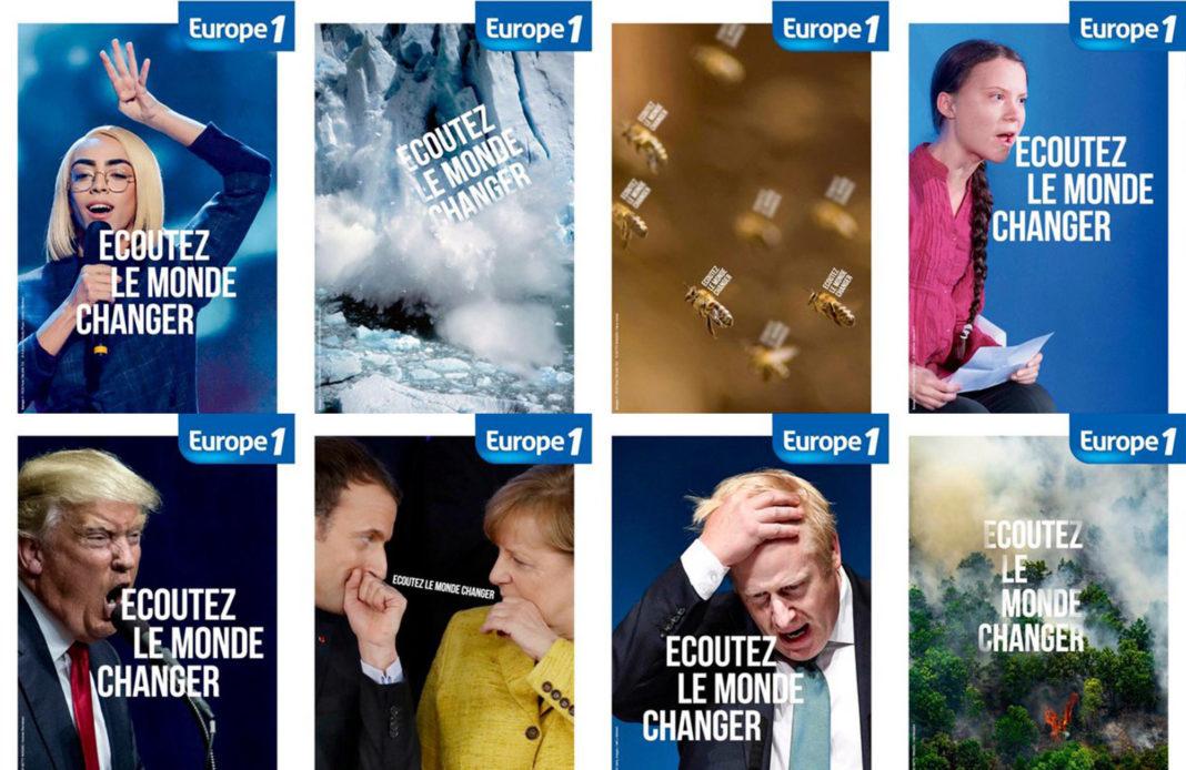 RADIO EUROPE1 MONDE PUB