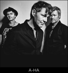 aha - seine musicale - syma news - florence yeremian - concert - music - musique - chanson - pop- new wave - années 80 - morten harket