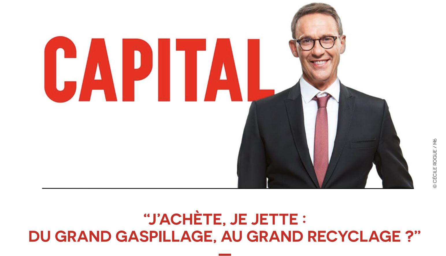 Capital - M6 - Julien Courbet - écologie