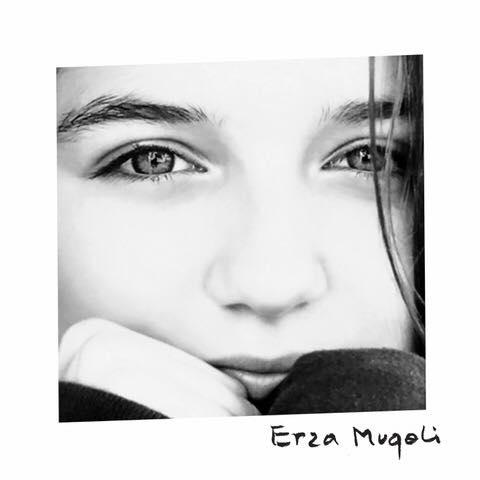 Erza Muqoli - album - éponyme - jeune talent