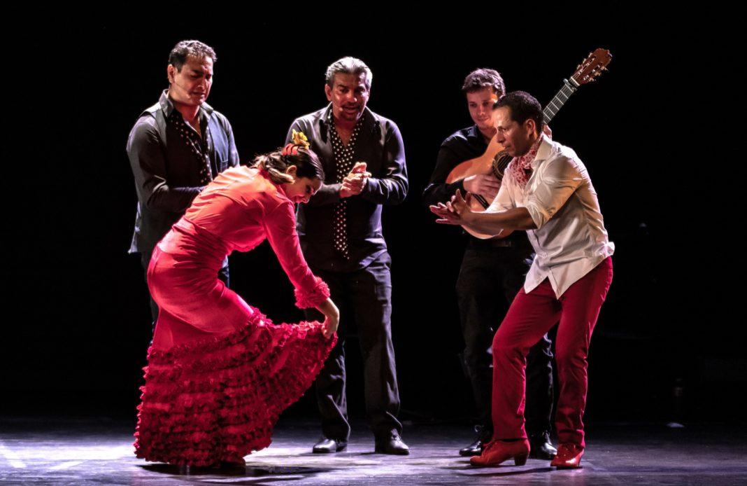 Kuky Santiago - flamenco - danse - Bordeaux - syma news - florence yeremian - Donde sea pero contigo - Jessica Vicente - bailar - bailaor - zapateados - spectacle - art - artistes